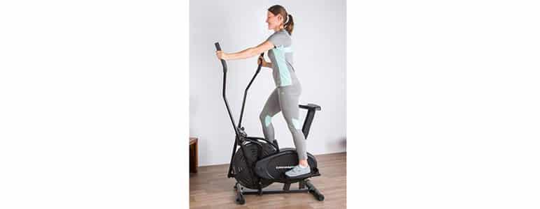 velo elliptique ultrasport x trainer 250